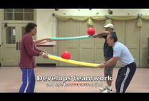 Teamwork ideas for kids