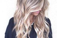 Μαλλιά χρώματα  χτενίσματα