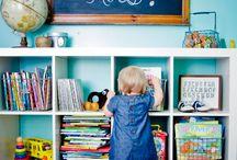 {Home Decor} Playroom & Classroom