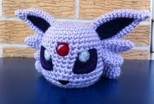 z crochet toys/pokemon / by jaznak