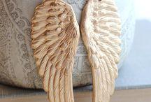 Украшения - крылья