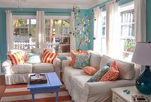 Dreaming of a beach house... / by Lea Tatum