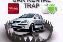 Saving on Car Rental Cover / Now you can waive the car rental companies' expensive car rental excess and use Tripcover up to 60% less