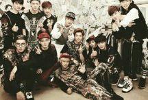 EXO • K-Pop