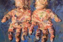 Paul Wright / Painting