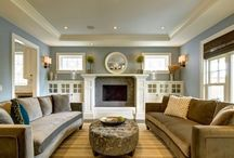 fireplace surrounds / by Amy Caruso