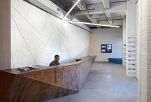 idee per uffici / Idee e design per arredamento uffici