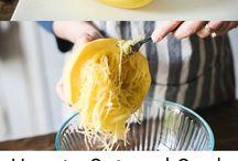 Pumpkin & sweet potato SAVORY