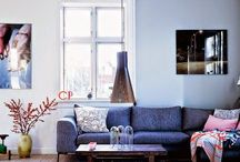Inspirations - Living rooms