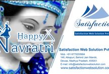 Happy Navratri / I hope MATARANI will blessed you all and help you to archive your goal. Happy Navratri | JAI MATA DI   satisfactionwebsolution.com