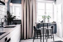Kjøkken og Interiør