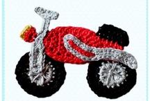 Motorräder: witzig und skuril