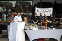 Russo's Events / Events Russo's have worked or participated in