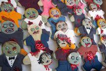 Zombie halloween / by Amy Jacobsen