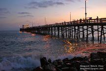 New Port Beach, California