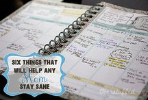 Organized Mom / The purpose of this new group board is to share practical resources for busy moms - to help them get and stay organized. / by Melissa Ringstaff {AVirtuousWoman.org}