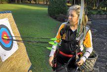Archery / Photos, updates & archery information - reflecting my development as a newbie archer!