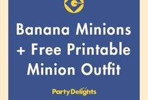 Leos minion party