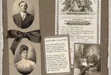 Genealogy/Scrapbooking