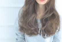 長髮 - 捲 - ㄓˊ