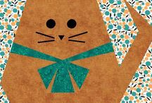 papel pieced quilt