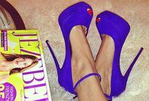 Shoes it ;)