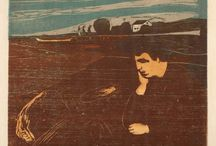 Edvard Munch Art / View Edvard Munch artworks from leading galleries http://www.printed-editions.com/early-modern-prints/edvard-munch