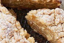 Pudding & Deserts