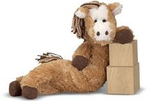 Horse Toys / Giddy up to fun! Our wide selection of horse toys will surely put smiles on little faces!