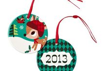 Lily's 1st Christmas / Baby's 1st Christmas ornaments, gifts, keepsakes, etc