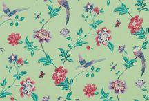 Wallpaper - BEDROOM