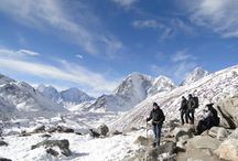 Everest Base Camp Trek (2014) / The most common trekking destination which provides you an enchanting views of snow-topped peak. - See more at: http://www.nepalclimbing.com/package/everest-base-camp-gokyo-valley-trek-with-the-cho-la-pass