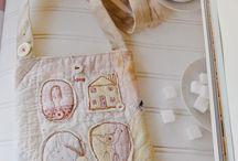 strojové výšivky/machine embroidery