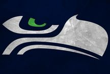 Seahawks, just Seahawks / Super bowl 48 world champions.  / by Valarie P2