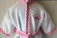 Royal Baby Bath Robe