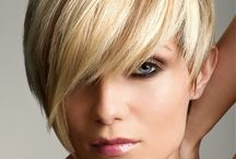 Short Hairtyles / Trendy short hairstyles for women.