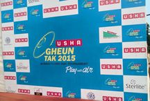 Gheun Tak Frisbee Tournament / Gheun Tak Frisbee Tournament 2nd Edition Held in Mumbai