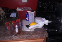 Homemade Yummies / Some Homemade Treats Pampered Chef Style! / by Adrienne Sheets