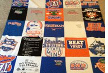 T shirt quilt / by Lisa Lacher