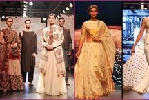 Lakme Fashion Week / LFW / Most admired fashion week form India wherein ace designers bring the collection