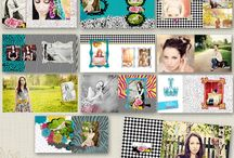 Scrapbook Inspiration / by Amy Hall
