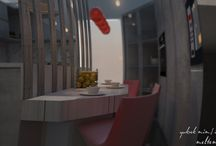 meltem acar design / 3d max interior design