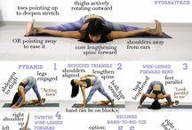 straddle split