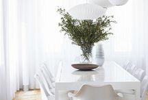 Dining Room/ White / Dining Room/ White