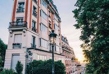 .je suis amoureuse de Paname. / Métro, boulot, dodo. Beautiful Paris <3
