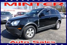2008 Saturn VUE FWD I4 XE / Minter Auto Sales 311 Spencer Highway  South Houston, TX 77587 (800) 651-7507 www.minterautosales.com