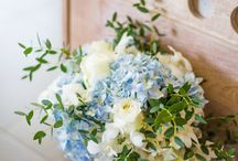 Wedding bouquets for Linds / Inspiration for bride and bridesmaid bouquets for Lindsey's wedding - May 2018