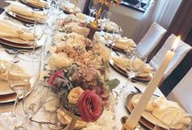 Svatební tabule/wedding table