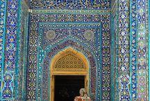 Islamic art / by Jennifer Burns