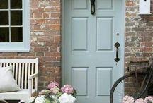 Home decor - front door
